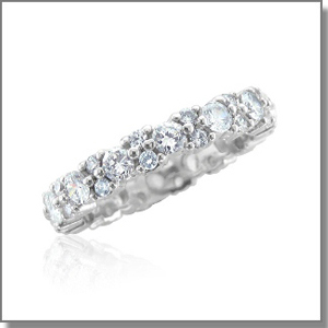 Diamond Eternity Wedding Band @ My Love Wedding Ring