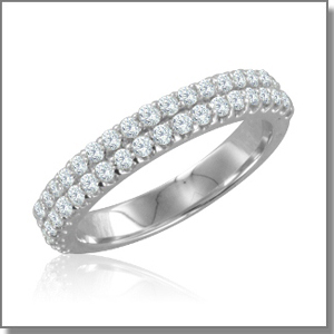 Diamond Wedding Ring @ My Love Wedding Ring