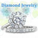 Diamond Jewelry | My Love Wedding Ring
