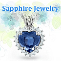Sapphire Jewelry | My Love Wedding Ring